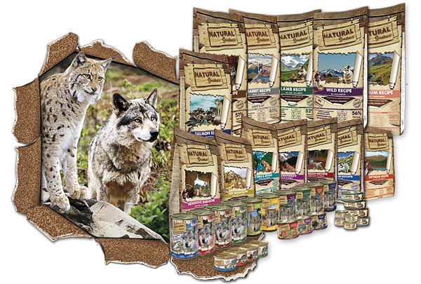 Компания «Aфина» начала продажи корма для кошек и собак NATURAL Greatness