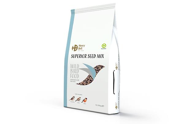 В Великобритании представили полностью перерабатываемую упаковку для птичьего корма