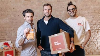 Итальянский стартап Dog Heroes запускает pop-up магазин