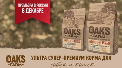 Компания «Иванко» представила новые корма супер-премиум-класса для собак и кошек
