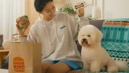В Южной Корее сеть Burger King начнёт кормить не только людей, но и собак