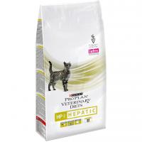 Pro Plan Veterinary diets HP диета для кошек при хронической печеночной недостаточности_0