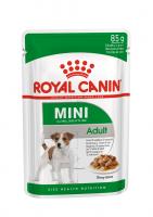Mini Adult (Мини Эдалт) Полнорационный влажный корм для поддержания прекрасной физической формы собак мелких размеров_1