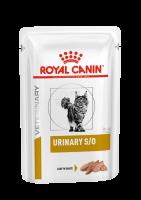 Urinary s/o feline with chicken loaf (уринари с/о фелин с цыпленком в паштете) диета для кошек при мочекаменной болезли_1