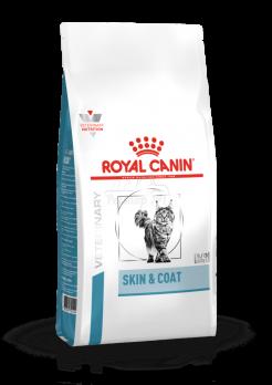 помогают поддерживать здоровье кожи и блеск шерсти у кошек с чувствительной кожей.