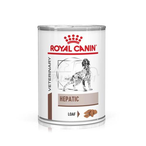 Hepatic Canine (Гепатик Канин) диета для собак при заболеваниях печени, пираплазмоле_0