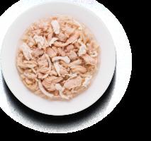 Консерва GRANDORF (ГРАНДОРФ) куриная грудка с сибасом для кошек всех возрастов_1