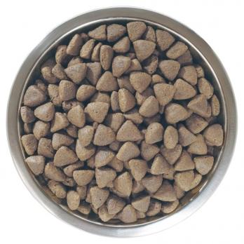 За счет содержания высококачественного лосося в качестве основного источника белка