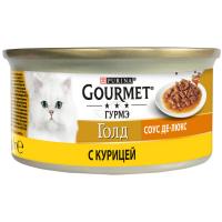 Корм консервированный полнорационный для взрослых кошек