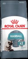 HAIRBALL CARE (ХЭЙРБОЛ КЭА) Питание для кошек в возрасте от 1 года и старше, способствует в 2 раза более эффективному выведению волосяных комочков за 21 день_0