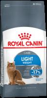 LIGHT WEIGHT CARE (ЛАЙТ ВЭЙТ КЭА) Питание для кошек, предрасположенных к избыточному весу, содержит на 17 % меньше калорий, но при этом обеспечивает чувство сытости_0