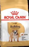 BULLDOG ADULT (БУЛЬДОГ ЭДАЛТ) Питание для взрослых собак породы английский бульдог в возрасте от 12 месяцев и старше_0