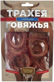 Дер.Лак. Трахея говяжья с мясом утки классические рецепты 50гр_0