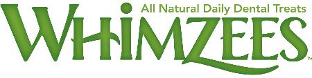 Зубочистики Whimzees богаты содержанием клетчатки и содержат мало калорий